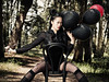 Gothic Fashion Shoot at the Presidio - Prints :